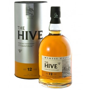 Wemyss Malts THE HIVE 12 YO Blended Malt Scotch Whisky