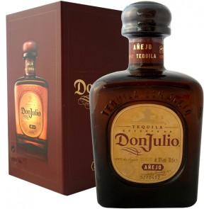 Tequila DON JULIO Añejo 100% de Agave