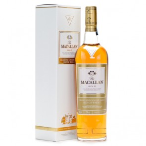 Viskis The MACALLAN GOLD Highland Single Malt Scotch Whisky