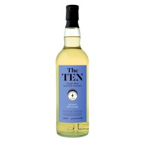 THE TEN #4 Medium Speyside - Longmorn