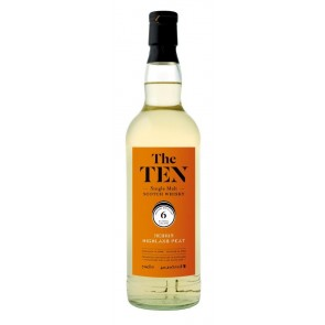 THE TEN #6 Medium Highland Peat - Ardmore