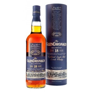 "Viskis The GLENDRONACH 18 YO ""Allardice"" Single Malt Scotch Whisky"