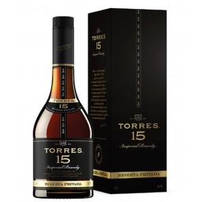 TORRES 15 Reserva Privada Imperial Brandy