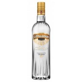 "Lietuviška degtinė ""Lithuanian vodka"" Auksinė 1 l"
