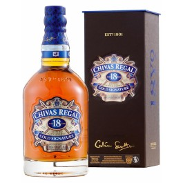Chivas Regal 18 YO Blended Scotch Whisky