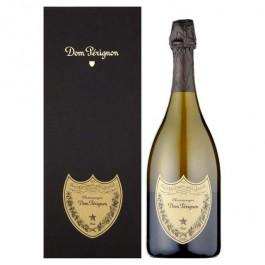 Champagne Dom Pérignon Vintage dėžutėje