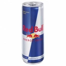 Energinis gėrimas Red Bull 0,25 l