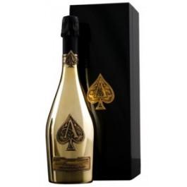 Šampanas Armand de Brignac Brut Gold (dėž.)