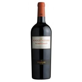 Vynas Tommasi Poggio al Tufo Rompicolo (Sangiovese 60 %,Cabernet 40 %)