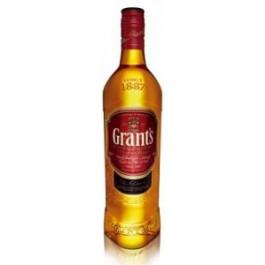 Viskis Grant's 3 litrų butelyje