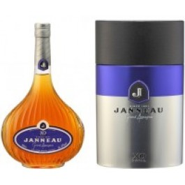Armanjakas Janneau Grand Armagnac XO (su met. dėžute)*