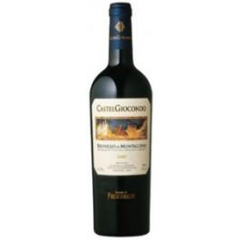 Vynas Frescobaldi Castelgiocondo Brunello Di Montalchino DOCG*
