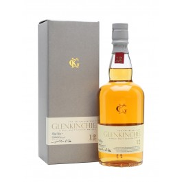 Viskis GLENKINCHIE Lowland Single Malt 12 YO