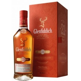 GLENFIDDICH 21 YO Single Malt Scotch