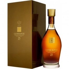 Viskis GLENMORANGIE Single Malt 25 YO