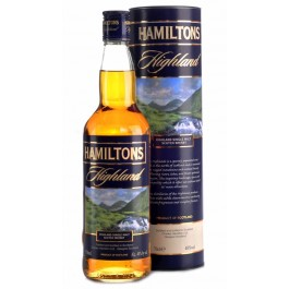 HAMILTONS Highland Single Malt Scotch Whisky