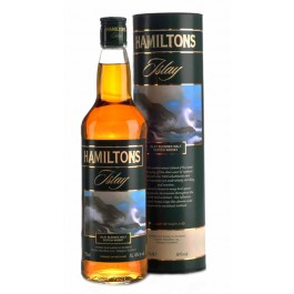 HAMILTONS Islay Blended Malt Scotch Whisky