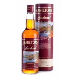 HAMILTONS Lowland Single Malt Scotch Whisky