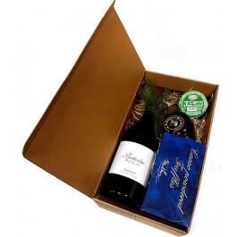 Kalėdinis vyno rinkinys