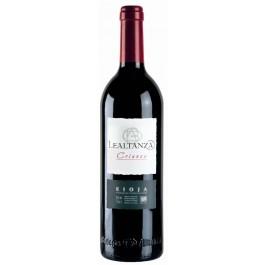 Bodegas Altanza LEALTANZA Crianza DOC Rioja raudonas vynas