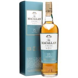 The MACALLAN 15 YO Highland Single Malt Scotch Whisky*