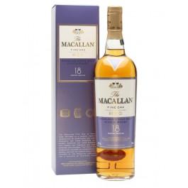 The MACALLAN 18 YO Highland Single Malt Scotch Whisky