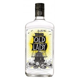 Old Lady London Dry Gin*