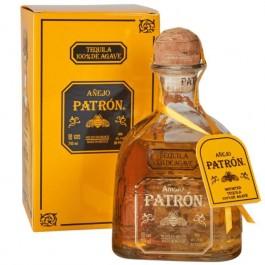 PATRÓN Añejo Tequila 100% De Agave