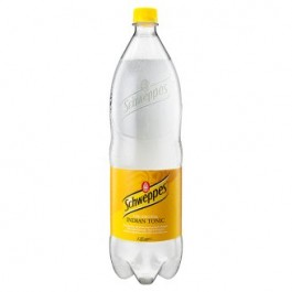 SCHWEPPES TONIC WATER 1.5 l