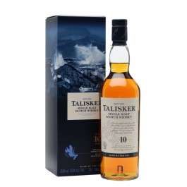 Viskis TALISKER 10 YO Isle Of Skye Single Malt Scotch Whisky
