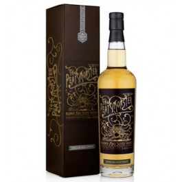 The PEAT MONSTER  Blended Malt Scotch Whisky