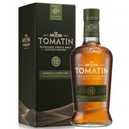 TOMATIN 12 YO viskis