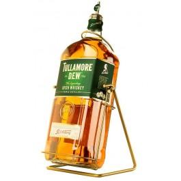 Viskis Tullamore D.E.W. 4,5 litro butelis supynėse (Viskis)