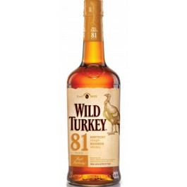 Viskis Wild Turkey 81 Bourbon
