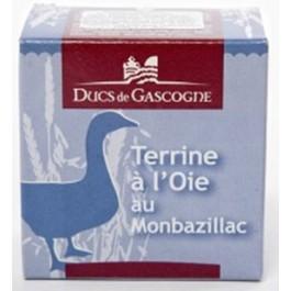 DUCS DE GASCOGNE Žąsienos paštetas su Monbazillac vynu