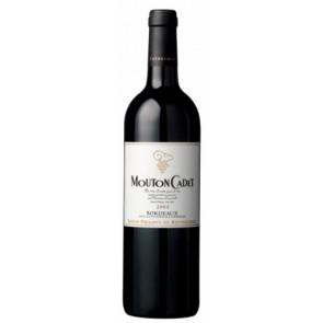 Vynas Baron Philippe de Rothschild Mouton Cadet rouge Bordeaux A.C.