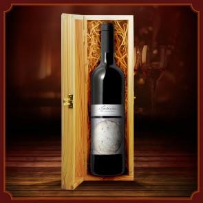 Dovana - puikus vynas iš Ispanijos medinėje dėžutėje
