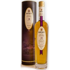 SPEY 18 YO Single Malt Scotch Whisky