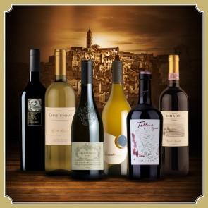 Įspūdingo skonio Itališki vynai