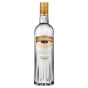 "Lietuviška degtinė ""Lithuanian vodka"" Auksinė 0,7 l"