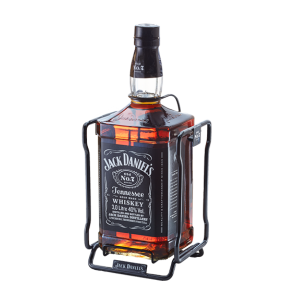 JACK DANIEL'S Tennessee Whiskey 3 litrų butelis supynėse