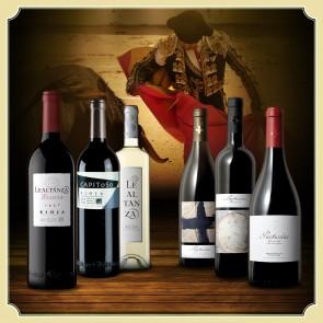 "Rinkinys ""Ispaniška dvikova - Rioja prieš Cariñena"""