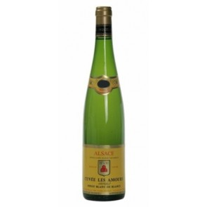 Vynas Hugel Cuvée Les Amours Pinot Blanc de Blanc Alsace AC