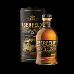 ABERFELDY 12 YO Highland Single Malt Scotch Whisky