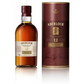ABERLOUR 12 YO Double Casc Highland Single Malt Scotch Whisky