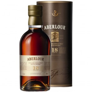 Aberlour 18 YO Single Malt Scotch Whisky