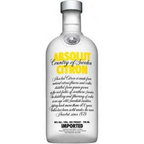 Absolut Citron*