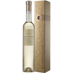 GINTARO SINO pusiau saldus Agrastų vynas dėžutėje