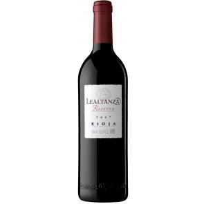 Bodegas Altanza LEALTANZA Reserva DOC Rioja raudonas vynas