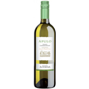 Vynas ALTEMURA APULO Fiano Chardonnay